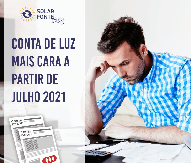 Dor de cabeça para os consumidores que não possuem sistema de geração de energia solar