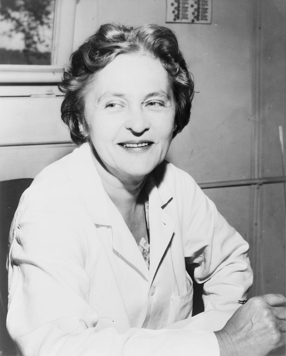 Dra. Mária Telkes - Foto  Smithsonianmag.com